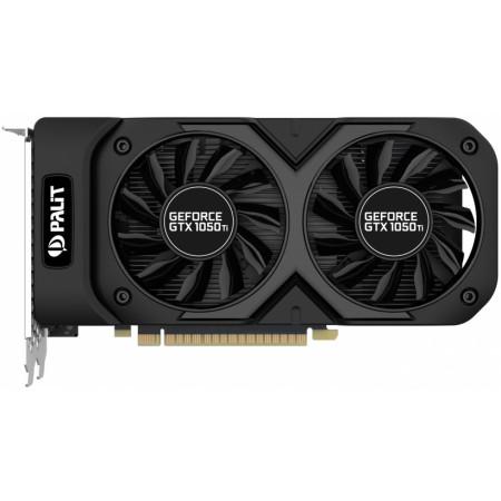 Видеокарта Palit GeForce GTX 1050 Ti DUAL