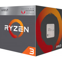 Процессор AMD Ryzen 3 2200G, SocketAM4 BOX